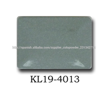 polvo de la pintura de termoendurecible KL19-4013