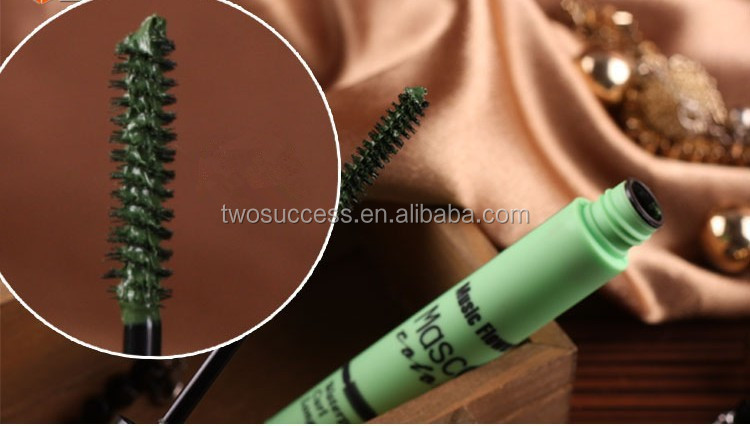 Cosmetic Makeup Black Mascara for Eyelash Extensions Length Long Curling