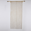 Designs latest gold string curtain for office