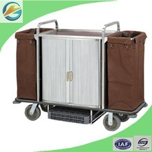 Hotel Guestroom service Cart/Cleaning Trolley