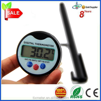 Best Digital Cooking Thermometer With Accurate Instant Easy To Read Display For BBQ, Food, Kitchen or Outdoors By Chook