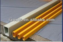 fiberglass hollow square tube for drain channel,home furniture