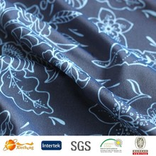 screen printing quick dry uv swimwear fabric sample