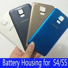 Hard Shell Case Replacement Battery Housing for Samsung Galaxy S4 S5 Back Cover