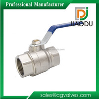 hot sale good quality customized forged npt two way QSn1.5~0.2 brass female threaded ball valve water valve covers