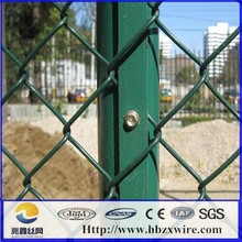 Hot sale Chain Link Fence / PVC coated Chain Link Fence