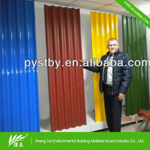 OEM Corrugated pvc/pp/vinyl roofing sheets