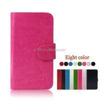 Wholesale Premium Wallet Case with Stand Leather Flip Cover For Lenovo A8