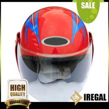 Cheap Open face half carbon fiber helmet for sale