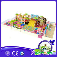 2015 Newest kids wood indoor playground equipment for sale