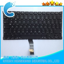 "New 13.3"" French keyboard For Macbook Air A1369 keyboard 2011 No backlight A1466 keyboard 2012"