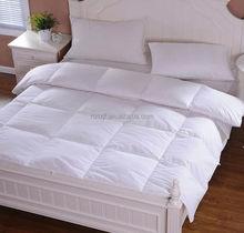 100% pure cotton quilt/baby quilt comforter sets/goose down duvet