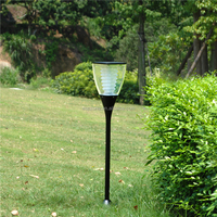 Cheap Stainless Steel Solar Garden Light With Super Bright Led