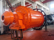ZHONGDE various model ball mill suitable for hematite, iron ore, copper ore, limestone