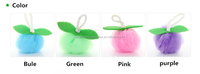 2015 the perfect and beauty general bath mesh sponge for baby