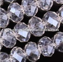 Big size!Crystal clear glass crystal beads 14MM/16MM/18MM!!Hottest sale 2012!