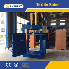 Hydraulic Cloth Baler
