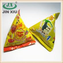 Factory price heat sealing irregular shaped candy packing bag
