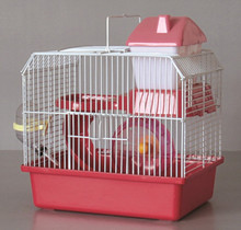 Little Princess Cage Wheel Bottle House for Small Hamster cage