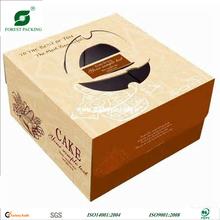 caixas de bolo personalizado caixa de papelão