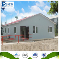 High quality fast install economic foam cement portable office cabin