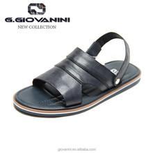 2014 Italian men's brand new and comfortable sandals slippers leisure men's slippers