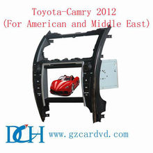 in dash car dvd gps systemfor for Toyota-Camry 2012 (For American and Middle East) WS-9232