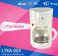High Quality mini Kitchen Appliance Drip Coffee Maker