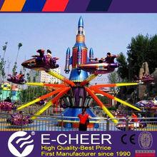 Theme Park Family Rides Luxury amusement kiddie rides carousel