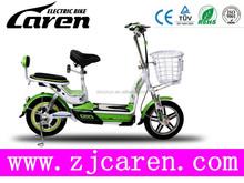 Green fashion electric bike