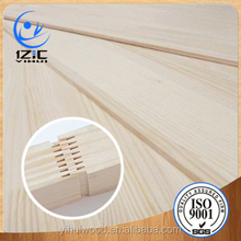 18mm wood Board New Zealand pine yellow wood finger joint board
