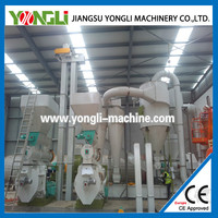 High quality wood pellet production equipment from direct factory supply