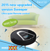 Good quality rechargeable dry and wet mopping robot cleaner M884