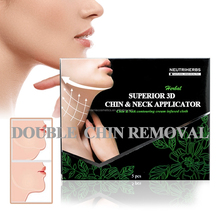 Chinese slim patch 3D neck applicator 3 days show slimming traditional herbals slim patch in hot