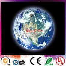PVC Inflatable Advertising Ballon The 9th Planet---Inflatable Earth
