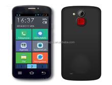 4.5inch dual sim dual core optical zoom camera mobile phone