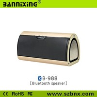 New product B-988 TF card DSP Technology high quality sound bluetooth speaker