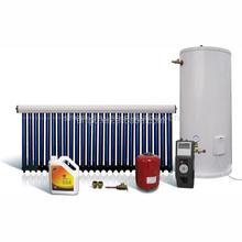 120L Balcony split flat plate solar water heater collector, solar heat panel price Calentador Solar