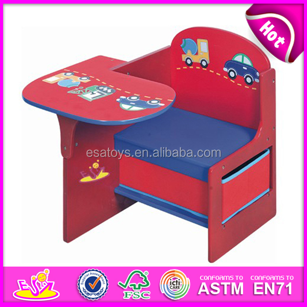 2015 new design kids furniture cheap study play table and