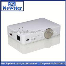 Super power bank 3G SIM Card wifi wireless access point