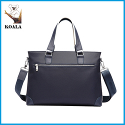 fatory wholesale OEM and ODM high quality hot sell real leater or pu leather Men Business Bag
