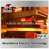 High Quality DRI Melting Electric Arc Furnace used in overseas steelmaking plant