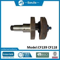 Small tractor parts Changtong CT139 crankshaft gear