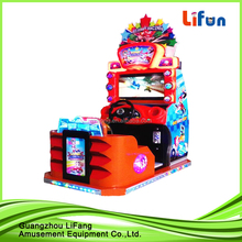 Mini kids car racing game car driving game for game zone