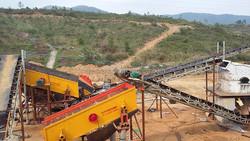 High performance Belt conveyor line
