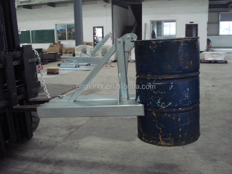 Drum Lifter for Forklifts