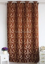 jacquard damask curtains