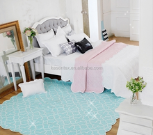 printed polyester quilt by ultrasonic/summer quilt