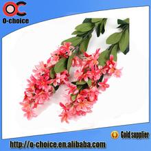 venta al por mayor de seda orquídea phalaenopsis manojo