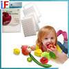 easy use no chemical safe fruit cleaning sponge
